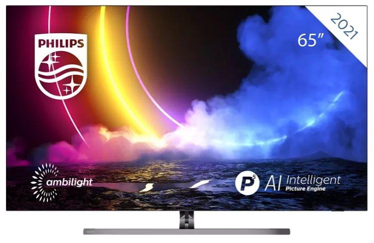 Philips OLED Fernseher mit bis 1.000€ Cashback   z.B. 65OLED935 für eff. 1.989€ (statt 2.499€)