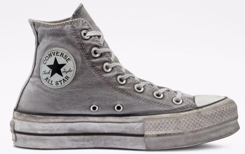 30% Rabatt auf Converse Sneaker mit Smoke Styles   z.B. Chuck Taylor All Star Lift Smoked für 84€(statt 97€)