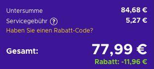 100€ PlayStation Store Guthaben für nur 77,99€