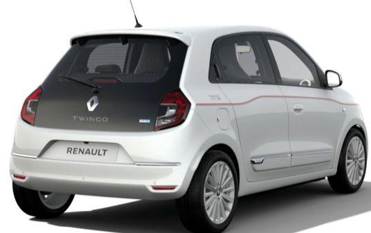 Privat: Renault Twingo ZEN Electric für 99€ mtl.   LF: 0.42