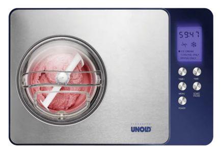Unold Eismaschine Schuhbeck Exklusiv für 213€ (statt 278€)