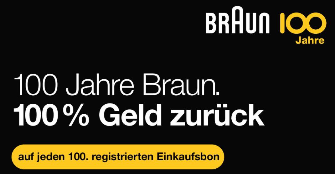 Braun BT5070 Barttrimmer für 29,90€(statt 36€)
