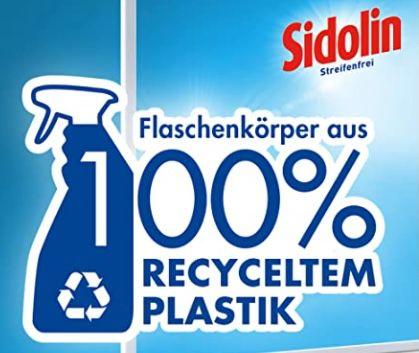 4x Sidolin Multi Flächen Reiniger ab 4€ (statt 7€)   Prime Sparabo