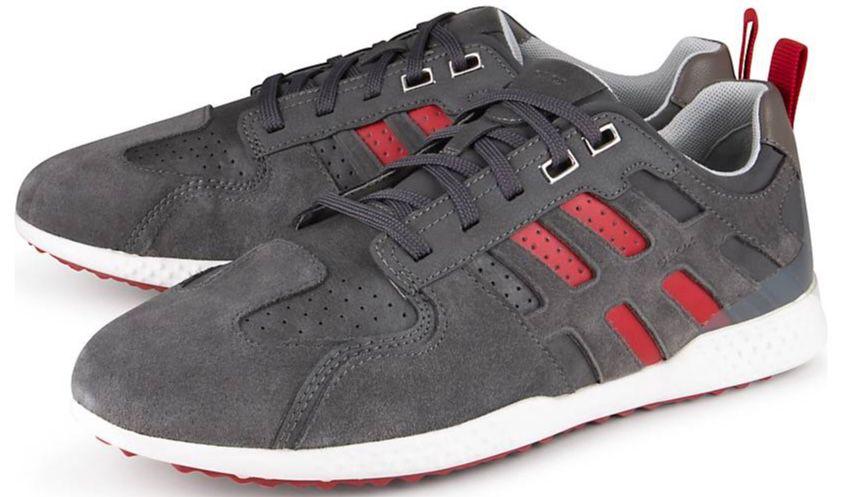 Geox U Snake.2 B Leder Sneaker in 3 Farben für je 49,95€ (statt 65€)