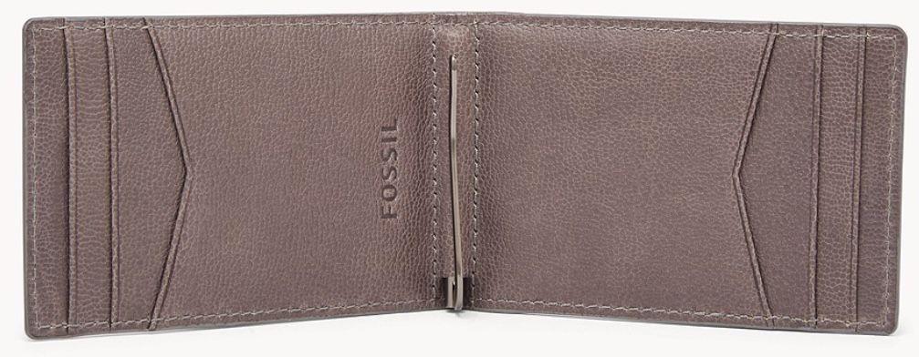 Fossil Herren Geldbörse Aleck Front Pocket Bifold für 10€ (statt 25€)