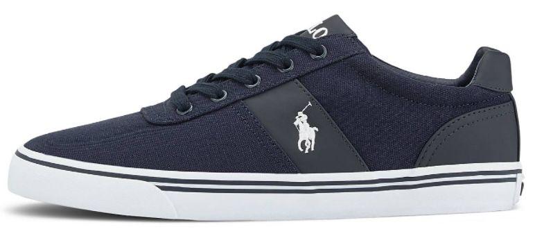 Polo Ralph Lauren Handford Lowcut Sneaker in Navy für 59,96€ (statt 80€)   nur 42, 43, 44