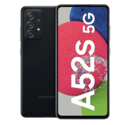 Samsung Galaxy A52s 5G mit 256GB für 4,95€ + Telekom Allnet Flat von Congstar mit 10GB LTE für 22€ mtl.
