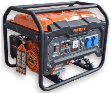 Fuxtec Stromerzeuger SG1 3000 ohne Räder mit 2.500 Watt Laufleistung für 203€ (statt neu 319€)   B Ware