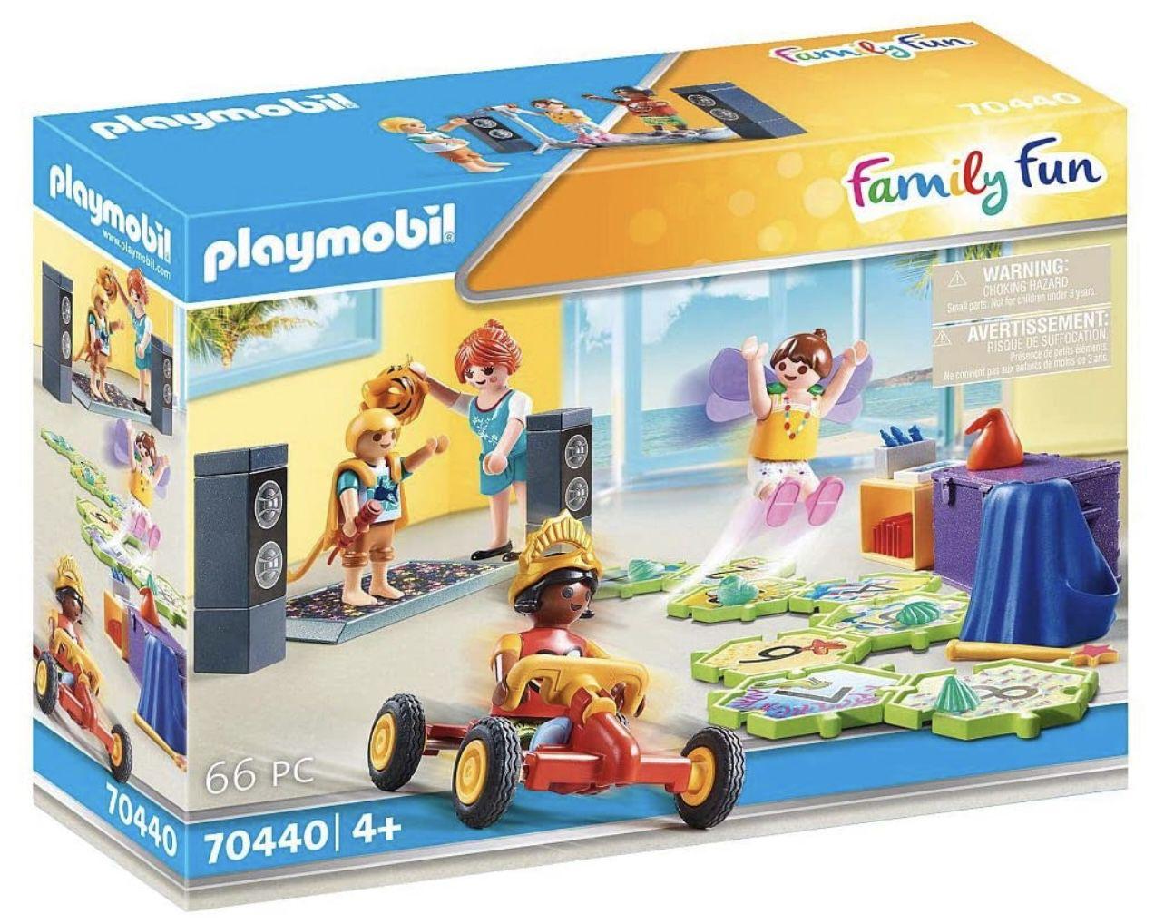 PLAYMOBIL 70440 Family Fun Kids Club für 8,49€ (statt 11€)   Prime