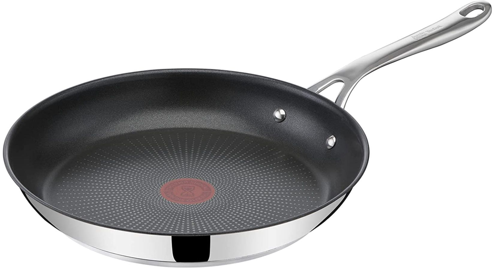 Tefal E30404 Jamie Oliver Cooks Direct On Bratpfanne für 38,98€ (statt 49€)
