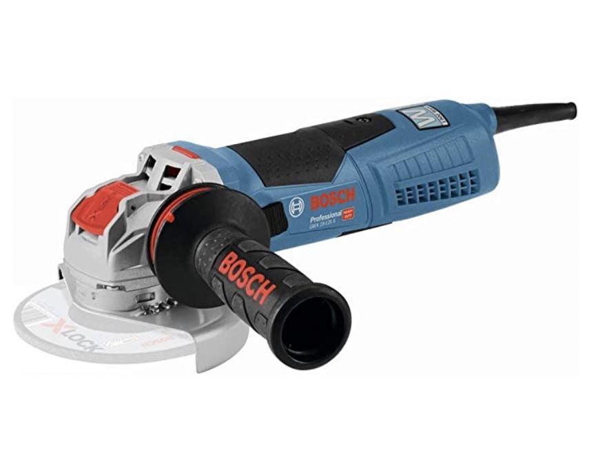 Bosch GWX 19-125 S Professional Winkelschleifer inkl. Anti-Vibrationshandgriff für 139€ (statt 170€)
