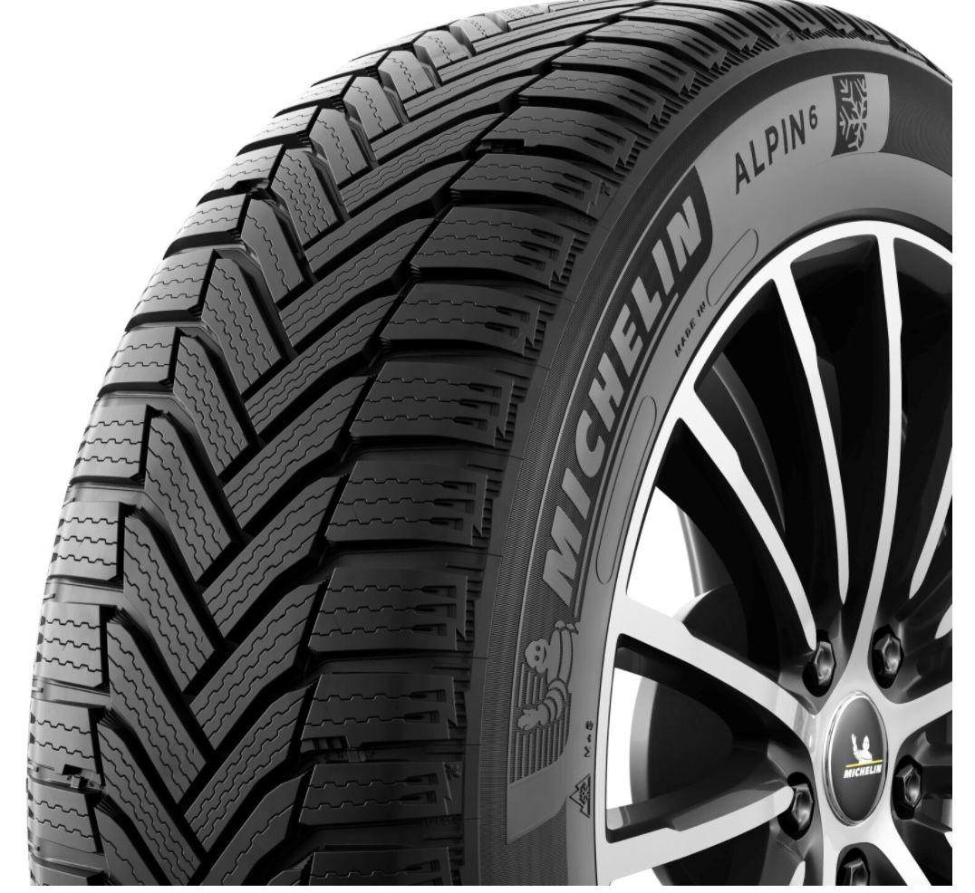 Michelin Alpin 6 205/55 R16 91H M+S Winterreifen für je 71€ (statt 79€)
