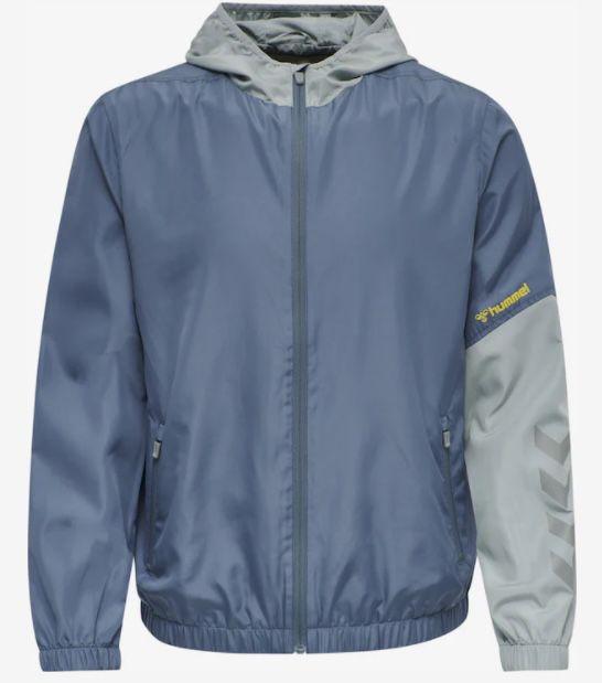 Hummel Herren Sweat/Sportjacke in Taubenblau für 15,73€ (statt 52€) oder in Khaki für 26€
