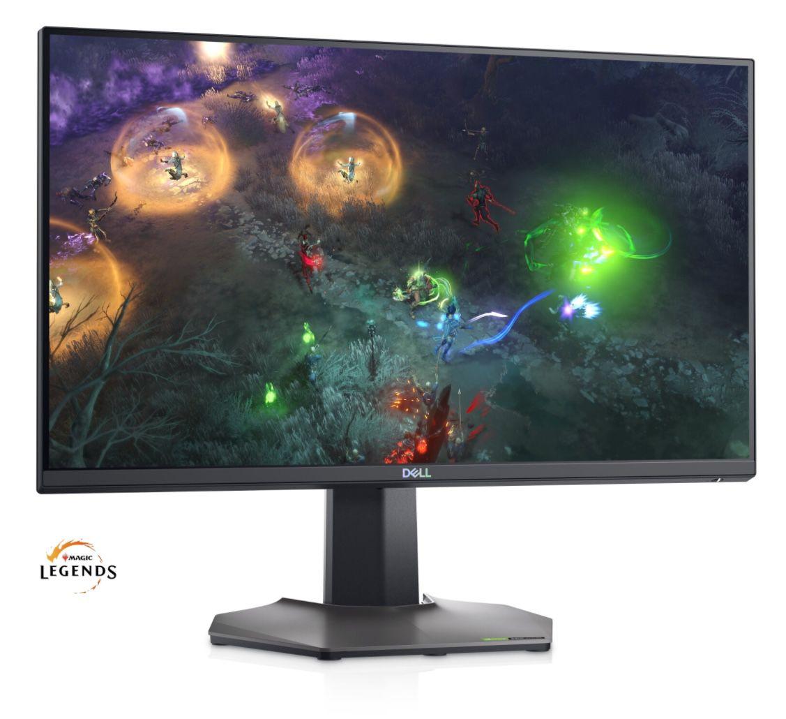 Dell S2522HG – 25 Zoll Full HD Gaming Monitor mit IPS + bis 240 Hz für 239,90€ (statt 280€)