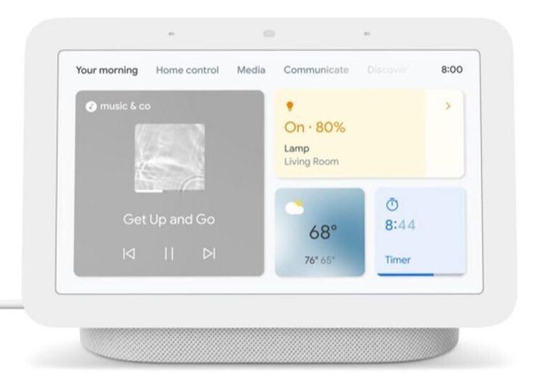 Samsung Galaxy S20 FE (2021) für 49€ + GRATIS Google Nest Hub (2. Gen) + Telekom Allnet Flat von Congstar mit 10GB LTE für 22€ mtl.