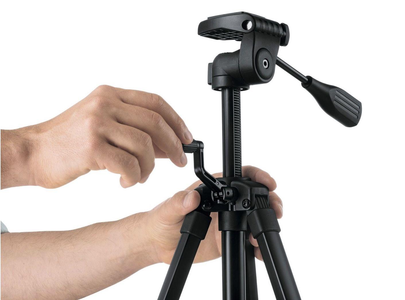 Bosch BT 150 Professional Baustativ für Laser und Nivelliergeräte für 24,99€ (statt 39€)   Prime