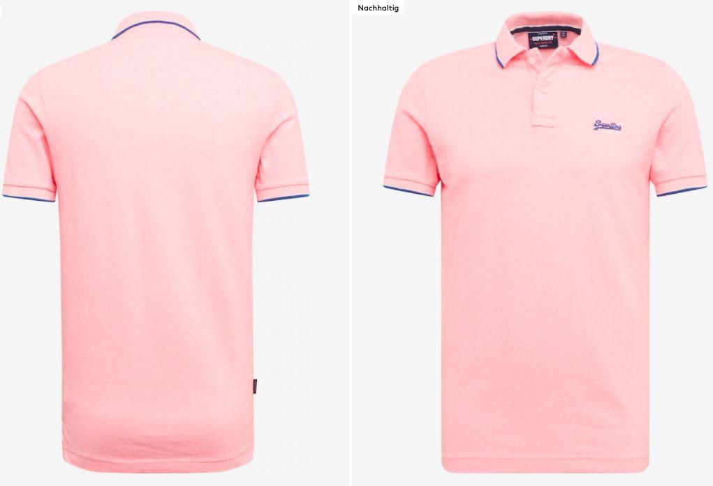 Superdry Poolside Poloshirt in verschiedenen Farben ab 24,43€ (statt 35€)