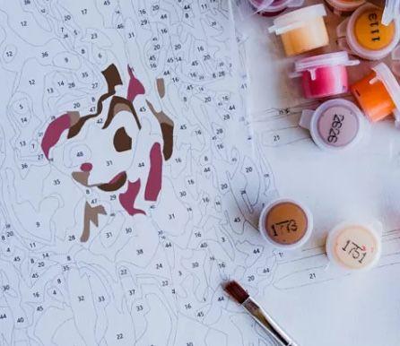 70% Rabatt auf eigene Bilder Malen nach Zahlen mit 36 oder 48 Farben