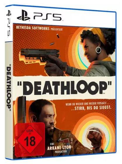Deathloop (PS5) + Astro Gaming A20 Over Ear Headset für 134,98€ (statt 174€)