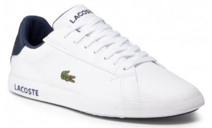 Lacoste Graduate Kinder Sneaker für 44,80€ (statt 60€)