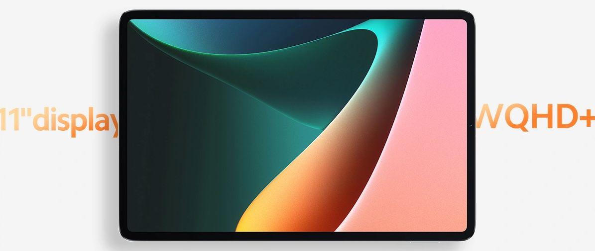 Xiaomi Mi Pad 5   11 Zoll Tablet mit WQHD 120 Hz Display & 128/6GB für 299€ (statt 349€) oder 256GB für 349€ (statt 402€)