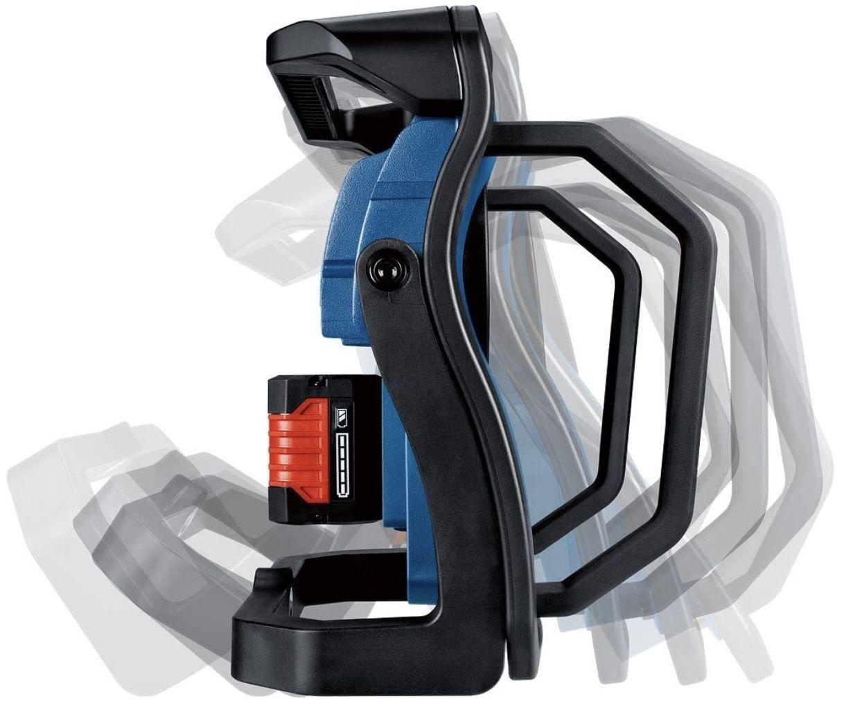 Bosch GLI 18V 4000 C Professional Akku Baustrahler für 110,99€ (statt 130€)
