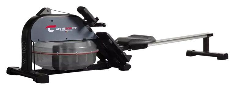 CHRISTOPEIT WP 1000 Ruderzugmaschine mit Wasserwiderstand ab 389€ (statt 532€)