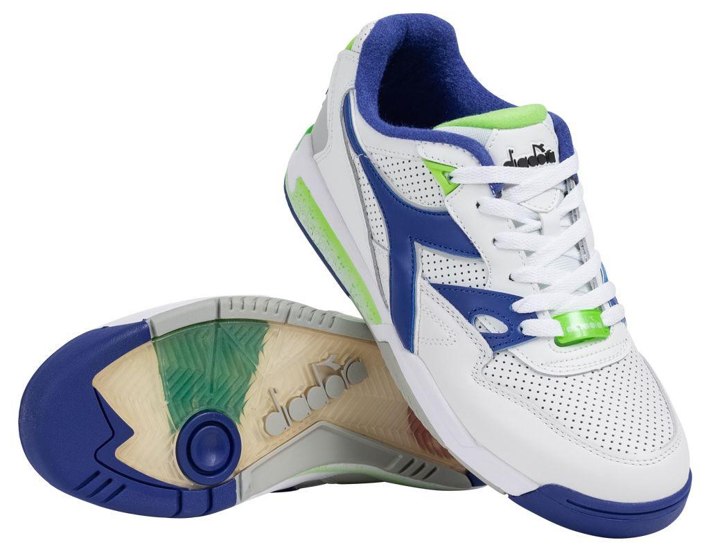 Diadora Rebound Ace Double Action Premiumleder Sneaker für 29,20€ (statt 43€)