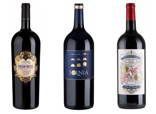 Weinfreunde: 50% Rabatt auf Magnum Weinflaschen (je 1,5 Liter)   je nur 7,47€ (statt 15€)