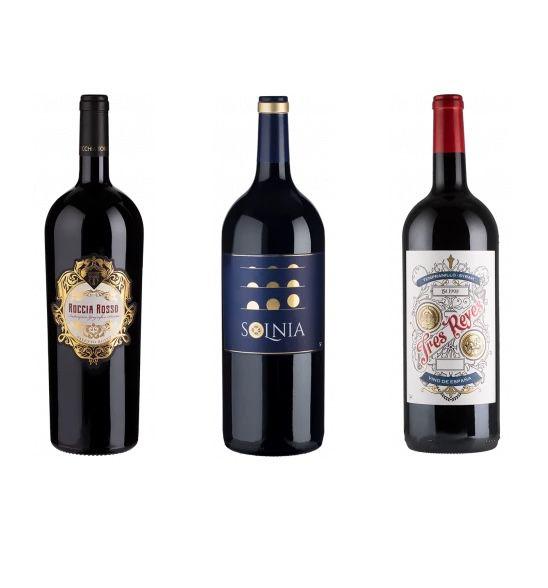 Weinfreunde: 50% Rabatt auf Magnum Weinflaschen (je 1,5 Liter) – je nur 7,47€ (statt 15€)