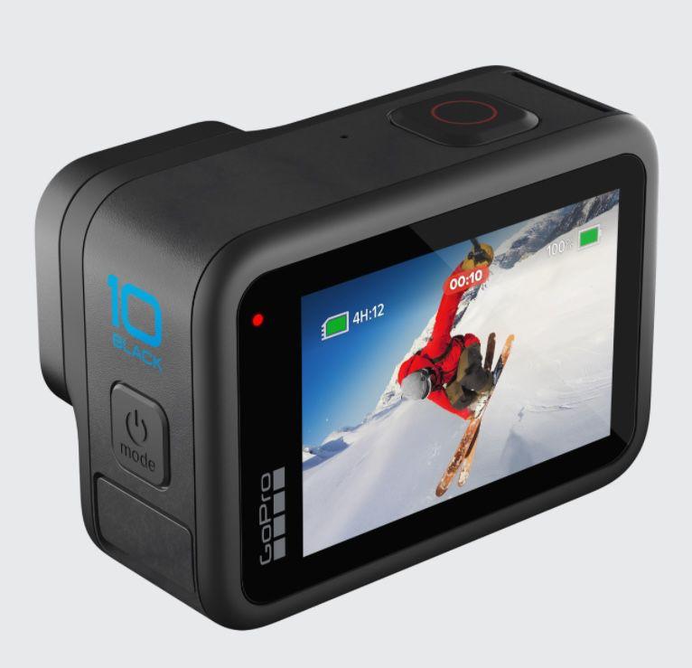 Schnell? GoPro HERO10 Black + Speicherkarte + GoPro-Abo für 429,98€ (statt 529€)