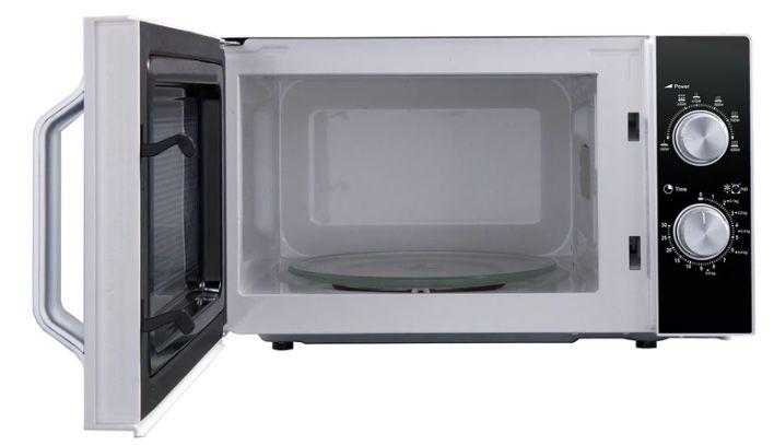 Sharp R204SA Mikrowelle mit 800W für 49,99€ (statt 55€)