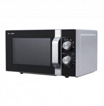 Sharp R204SA Mikrowelle mit 800W für 49,99€ (statt 81€)