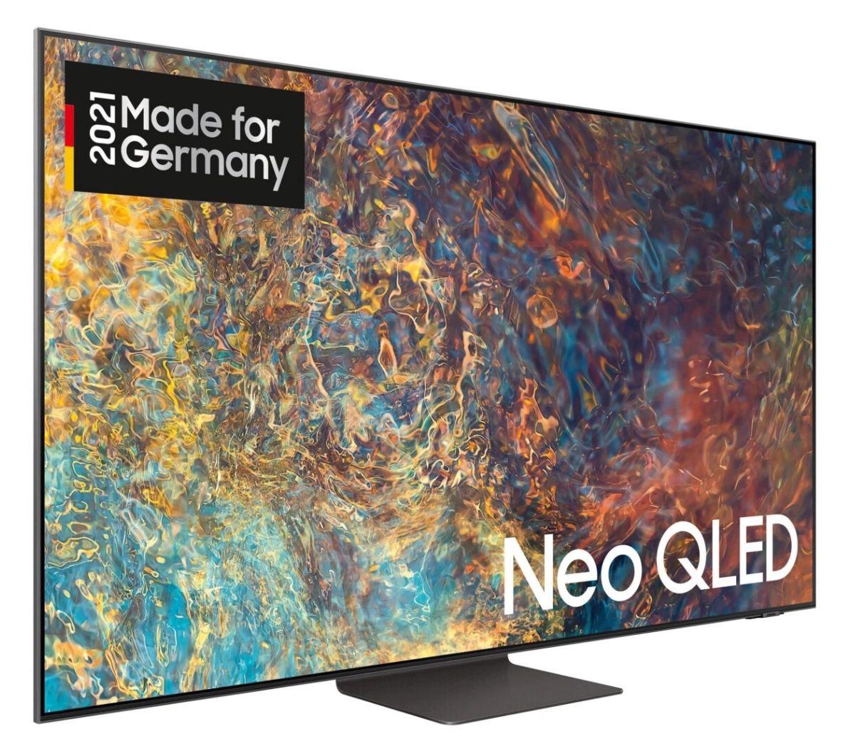 Samsung Neo GQ65QN95A – 65 Zoll UHD Fernseher mit 120 Hz ab 1.808€ (statt 2.159€) + 275€ Coupon