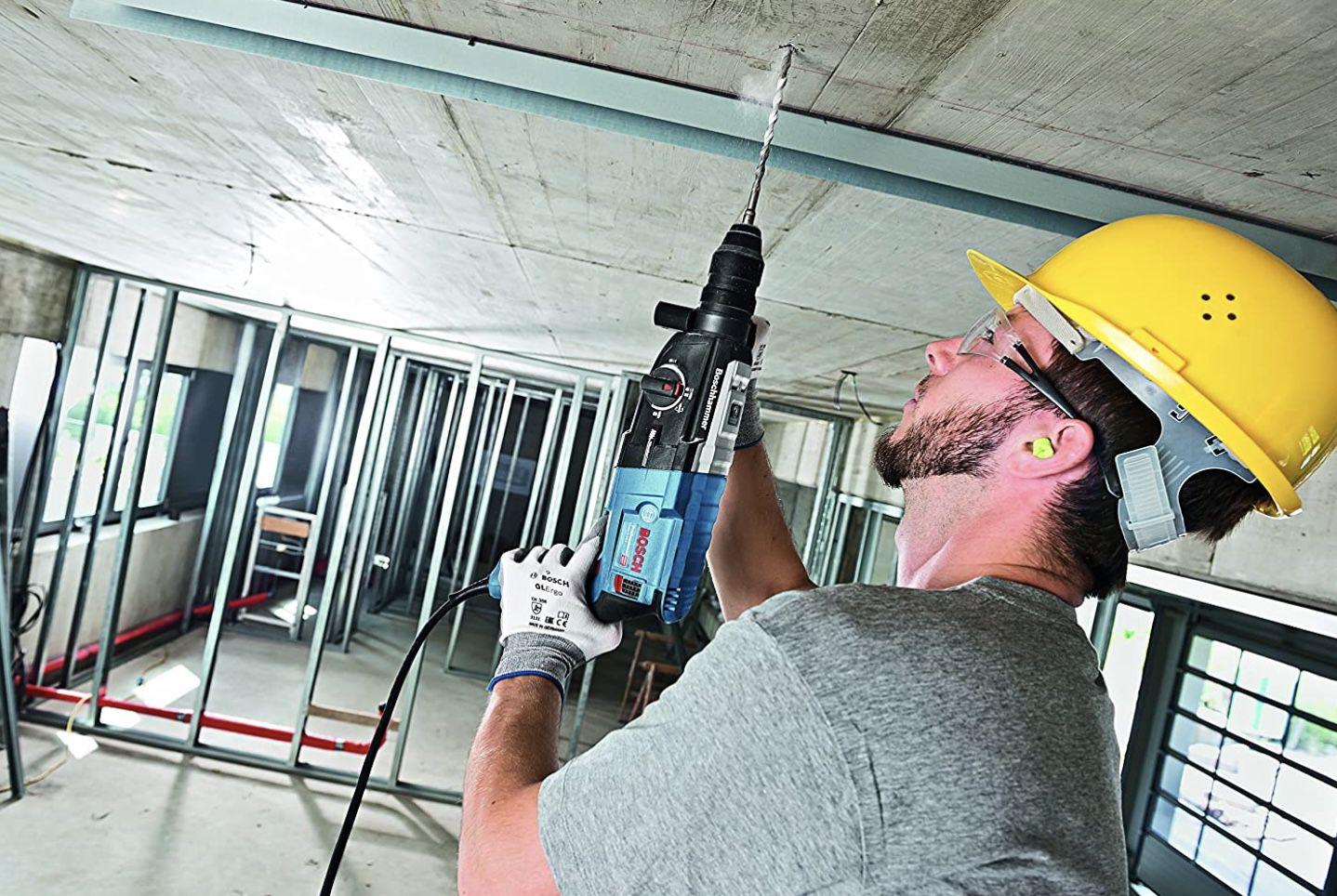 Bosch Professional GBH 2 28 F Bohrhammer inkl. 13 mm Schnellspannbohrfutter und L BOXX für 163,99€ (statt 209€)