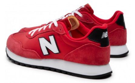 New Balance ML527LD komplett in Rot mit Wildleder für 43€ (statt 65€)