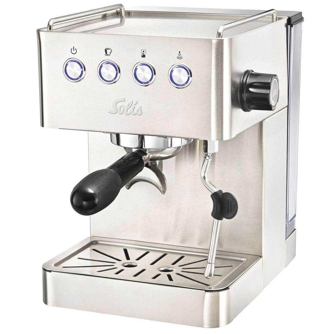 Solis 980.03 Barista Gran gusto Kaffeemaschine für 289€ (statt 350€)