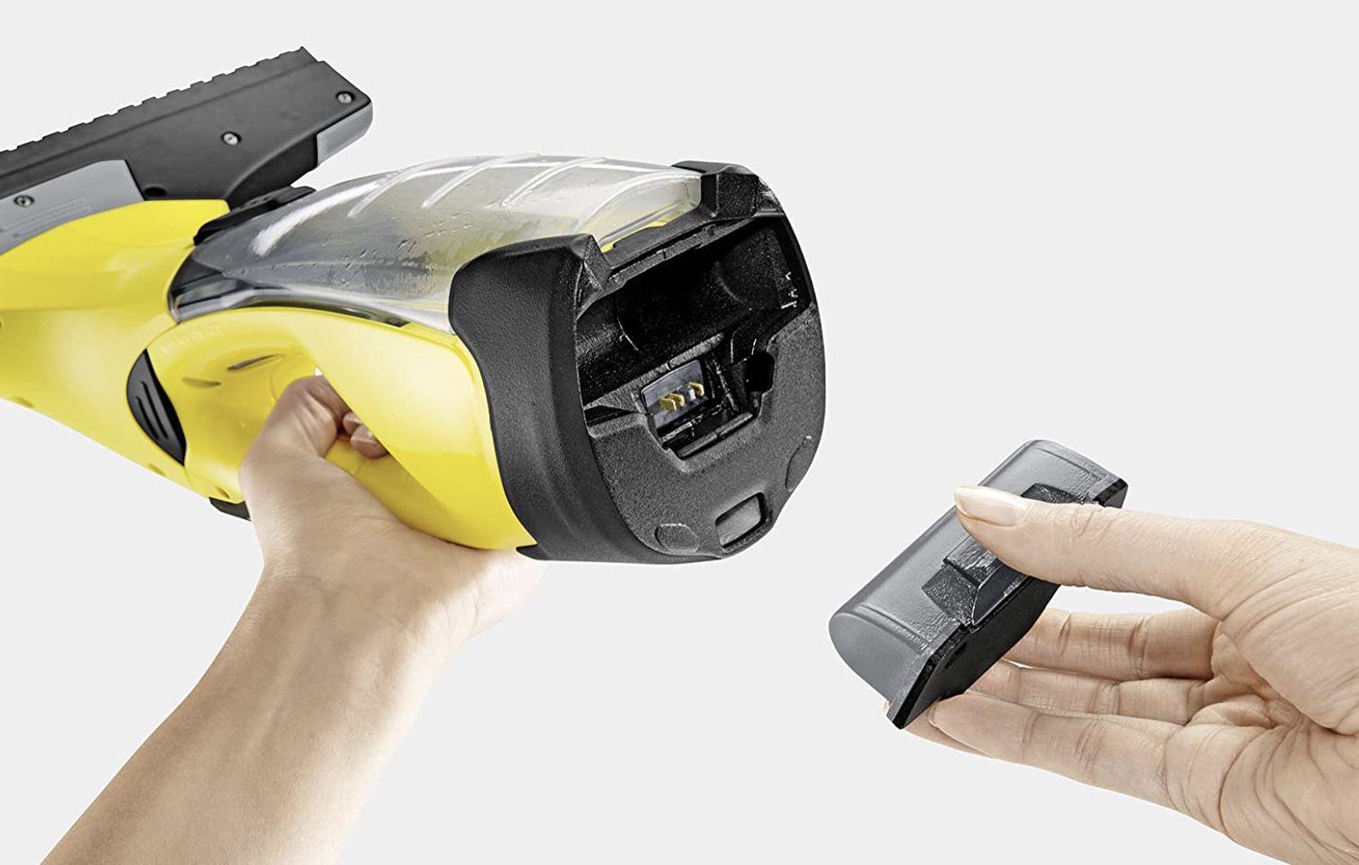 Kärcher WV 5 Plus N Premium Akku Fenstersauger für 49,89€ (statt 60€)