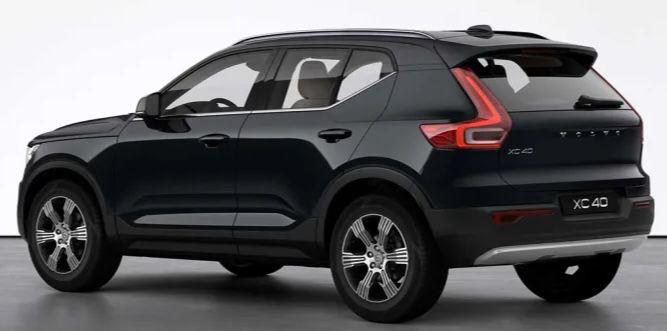 Privat: Volvo XC40 B4 Inscription DCT mit 197 PS für 229€ mtl.   LF: 0.45