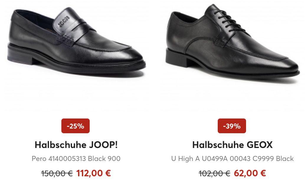 🔥 Bis 60% Rabatt auf Leder Schnürer   z.B. Tommy Hilfiger Signature für 116€(statt 150€)
