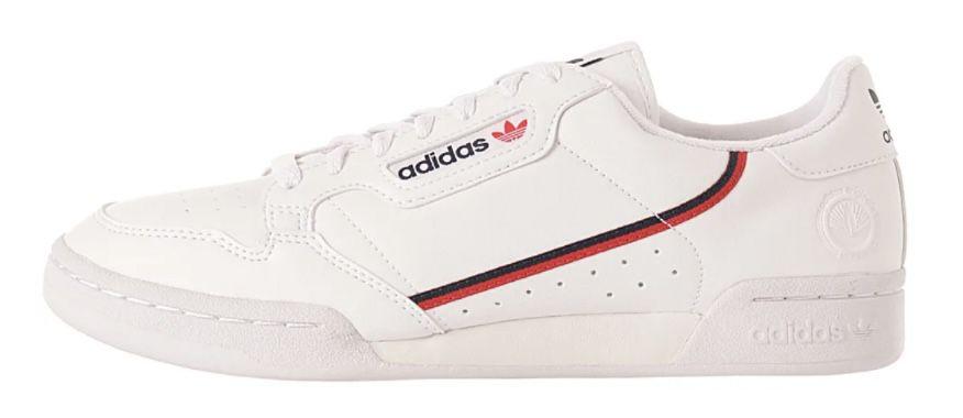 adidas Continental 80 Vegan Sneaker für 55,96€ (statt 65€)