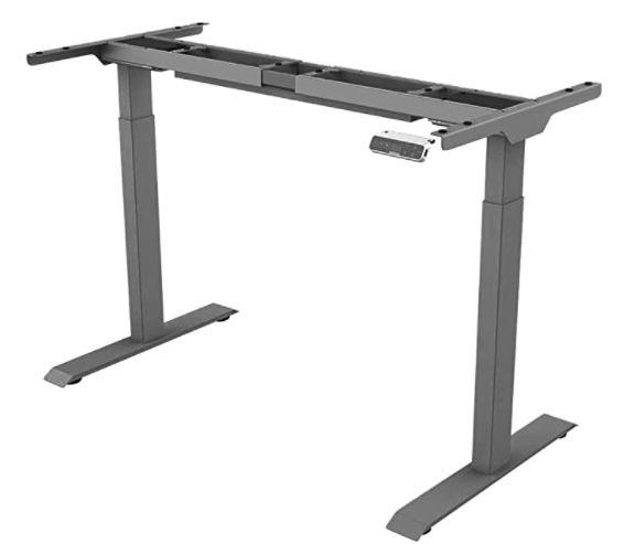 SANODESK Basic Line elektrisch stufenlos höhenverstellbarer Schreibtisch mit Kollisionschutz für 252,44€ (statt 300€)