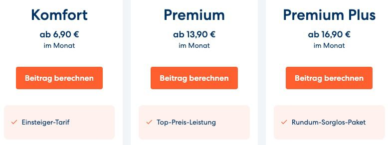 DA direkt Zahnzusatzversicherung (Testsieger) ab 6,90€ mtl. + Prämie: 30€ Amazon Gutschein