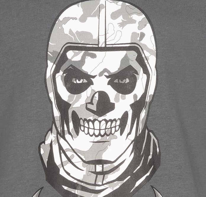 Fortnite Skull Trooper Kinder Pyjama für 12,94€ (statt 19€)