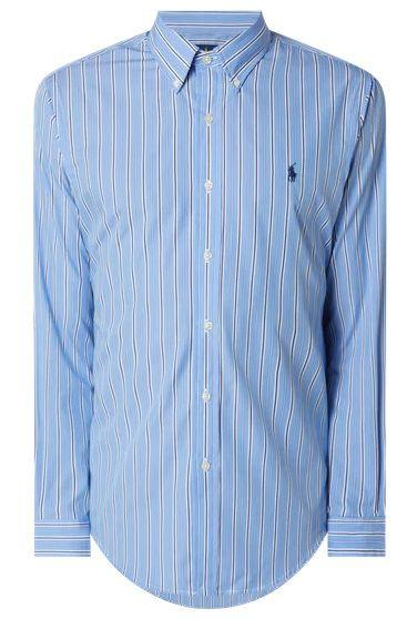 Polo Ralph Lauren Slim Fit Freizeithemd aus Popeline für 59,99€ (statt 95€)