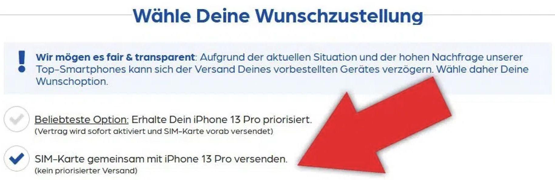 Apple iPhone 13 mini mit 128GB für 79,95€ + Vodafone Allnet Flat mit bis 40GB LTE/5G für 44,99€ mtl. + 100€ Wechselbonus möglich