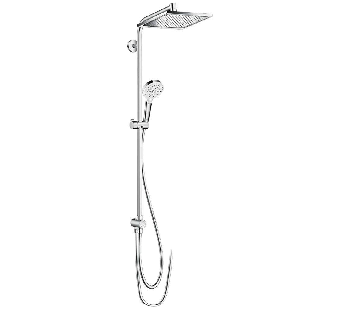 hansgrohe wassersparendes Duschsystem Crometta E 240 Reno für 198,58€ (statt 236€)