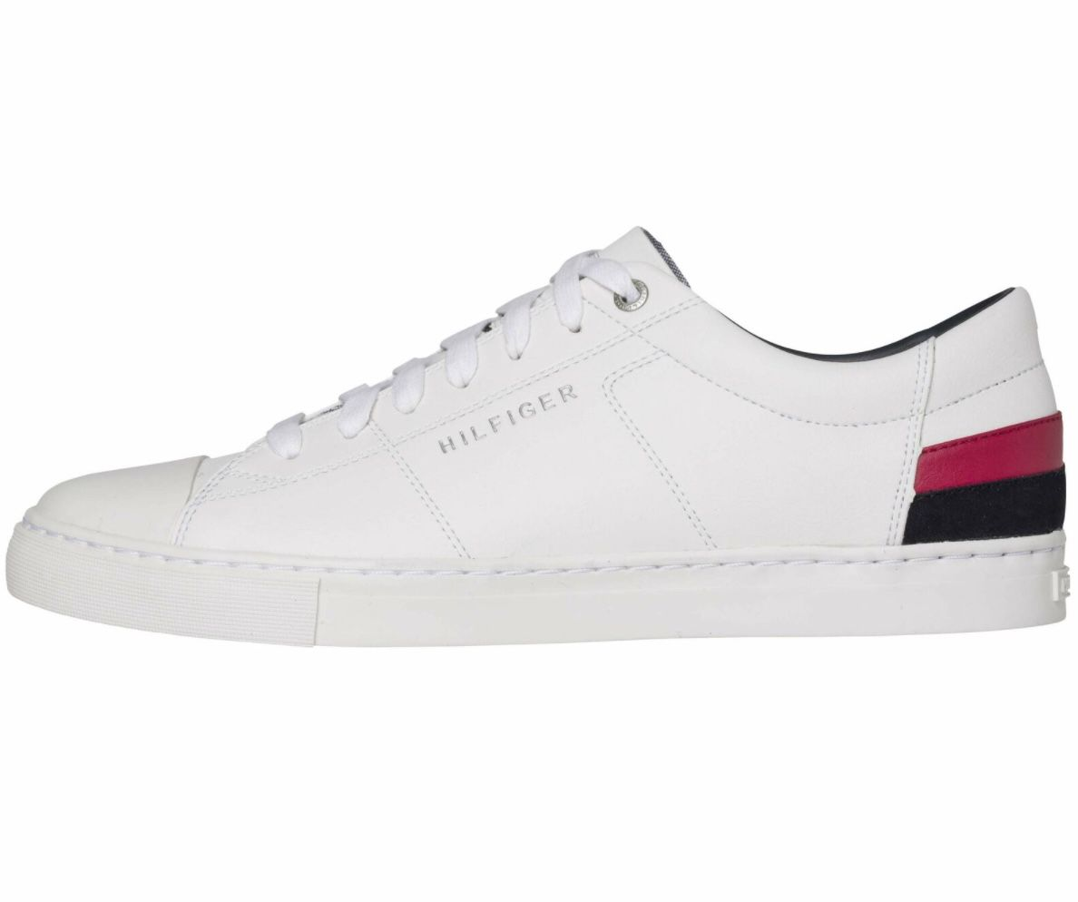 Tommy Hilfiger Jay 7A1 Leder Sneaker für 54,90€ (statt 71€)