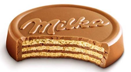 Milka Schokolade bei Amazon   z.B. Choco Wafer 30 x 30g für 12,49€ (statt 20€)