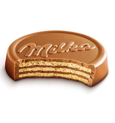 Milka Schokolade bei Amazon – z.B. Choco Wafer 30 x 30g für 12,49€ (statt 20€)